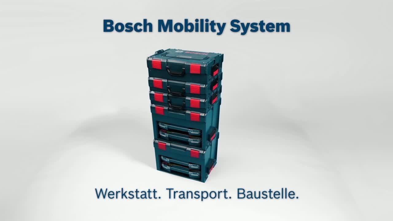 Bosch Laser Entfernungsmesser Mit Kamera : L boxx koffersystem bosch professional