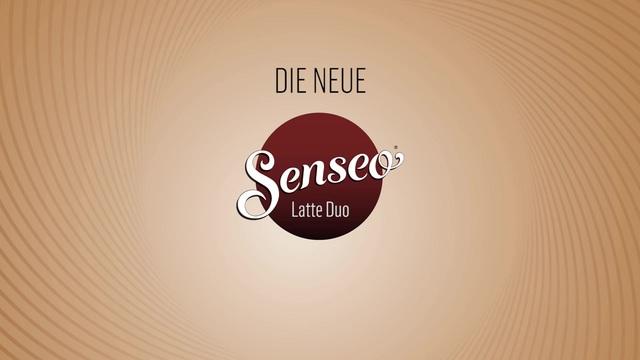 Philips SENSEO Latte Duo Plus HD6574/20 Video 3
