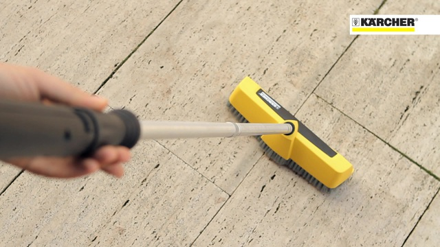 High Pressure Cleaners Power Scrubber PS40 Video 4