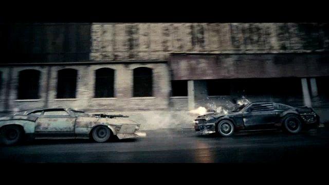Death Race Video 3