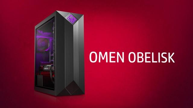 HP - Omen Obelisk Video 3