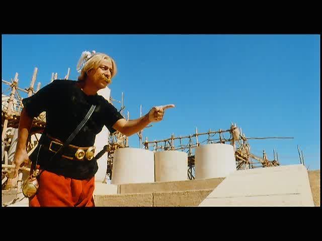 Asterix & Obelix - Mission Kleopatra Video 5