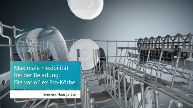 Siemens - varioFlex Pro Korb Video 10