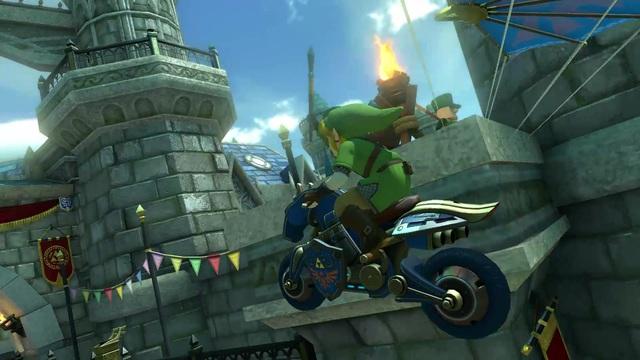 Mario Kart 8 Deluxe Video 2