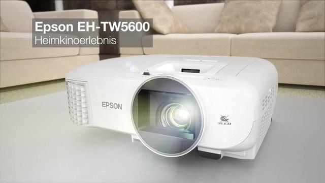 Epson - EH-TW5600 Video 3