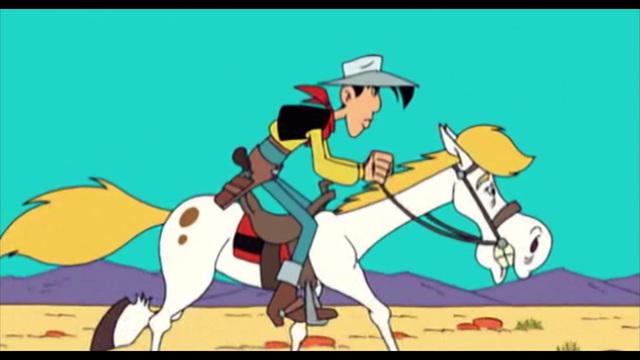 Lucky Luke (Alle Abenteuer) Video 4