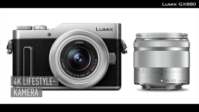 Panasonic - Lumix GX880 Video 3