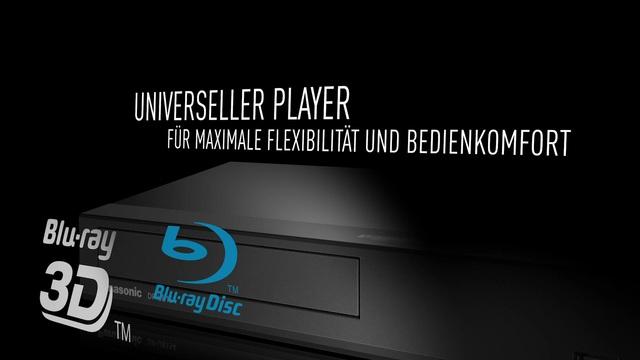Panasonic - DP-UB154 Ultra HD Blu-ray Player Video 3