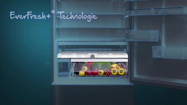 Beko - Everfresh+ Technologie Video 8
