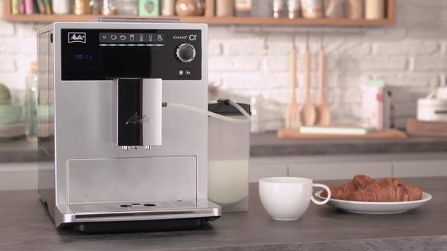 Melitta - Caffeo CI - Einzigartiger Genuss Video 6