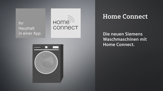 Siemens - Home Connect - EasyStart Video 10