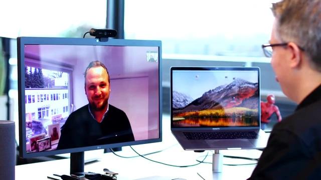 Logitech - Brio 4K Ultra HD Webcam - Frank Thelen Video 3