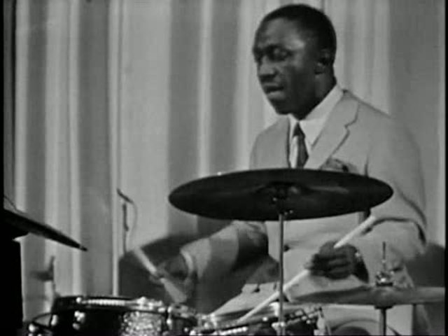 Art Blakey - Live in '65 Video 3