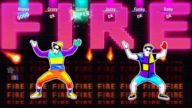 Just Dance 2019 - Fire Video 12