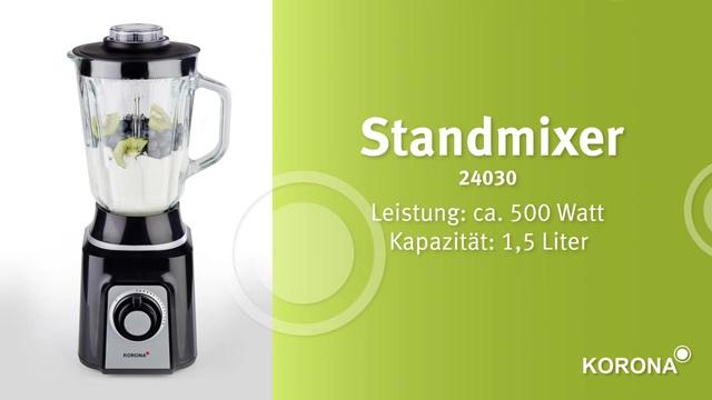 Korona - Standmixer 24030 Video 3