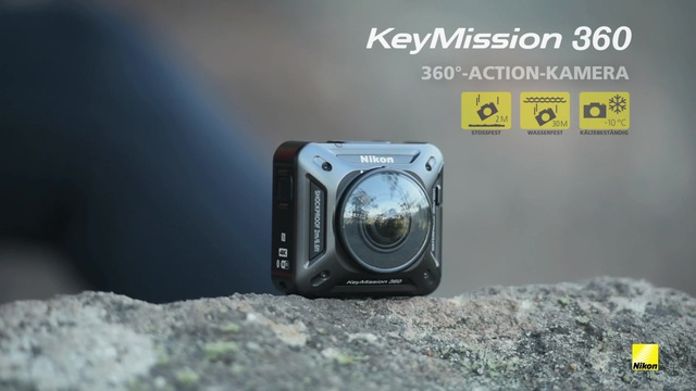 Nikon - KeyMission 360 Video 3