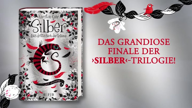 Kerstin Gier: Silber - Das dritte Buch der Träume Video 3