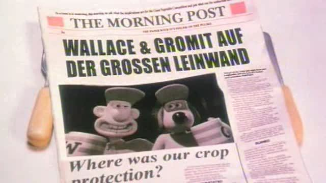 Wallace & Gromit - Auf der Jagd nach dem Riesenkaninchen Video 3