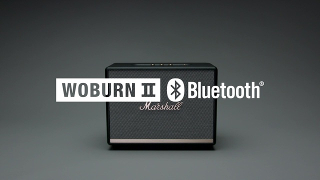 Marshall - WOBURN BT II Video 3