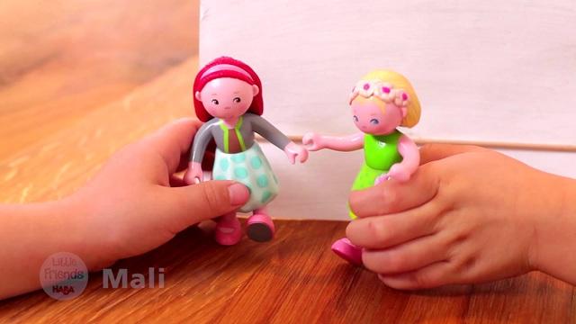 HABA Little Friends Mali (niederländisch)