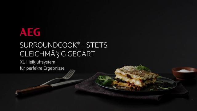 AEG - SurroundCook Video 14