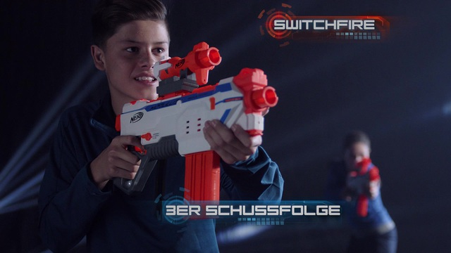 Hasbro - Nerf N-Strike Modulus - Regulator Video 3