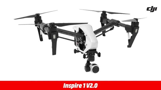 CP.BX.000104 INSPIRE 1 V2.0 (W. SINGLE REMOTE CON) Video 3