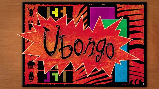 Kosmos - Ubongo (Brettspiel) Video 3