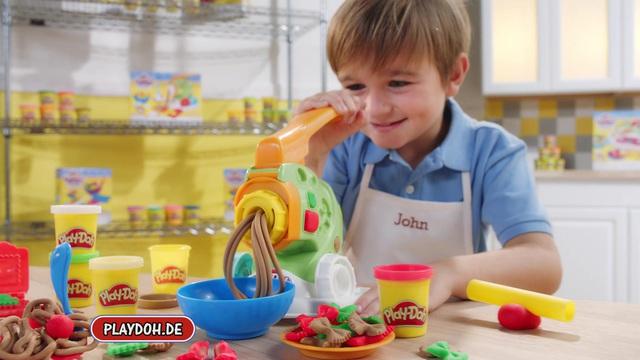 Hasbro - Play-Doh Kitchen-Creations Video 8