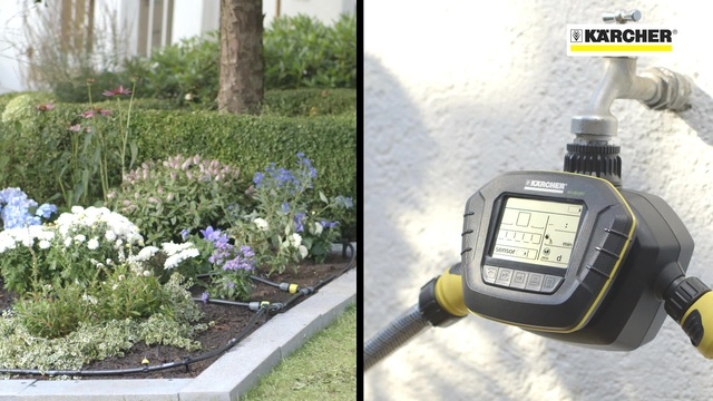 Watering Systems Senso Timer Video 3