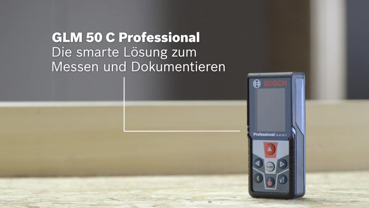 Iphone Entfernungsmesser Schweiz : Glm 50 c laser entfernungsmesser bosch professional