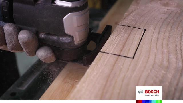 Bosch Professional Tauchs/ägeblatt Holz 5 St/ück, f/ür Multifunktionswerkzeug Starlock AII 65 APC