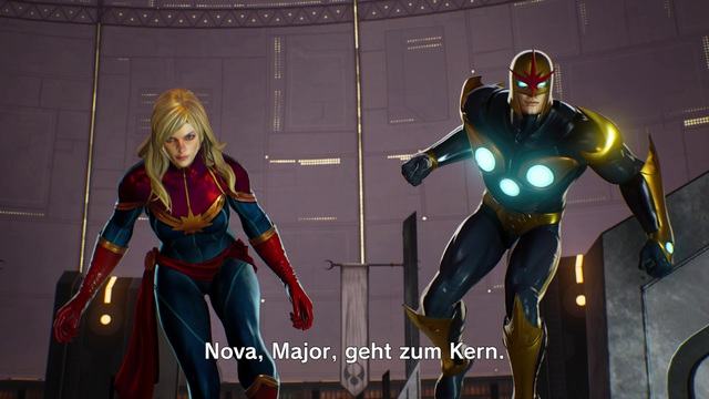 Marvel vs. Capcom: Infinite Video 9