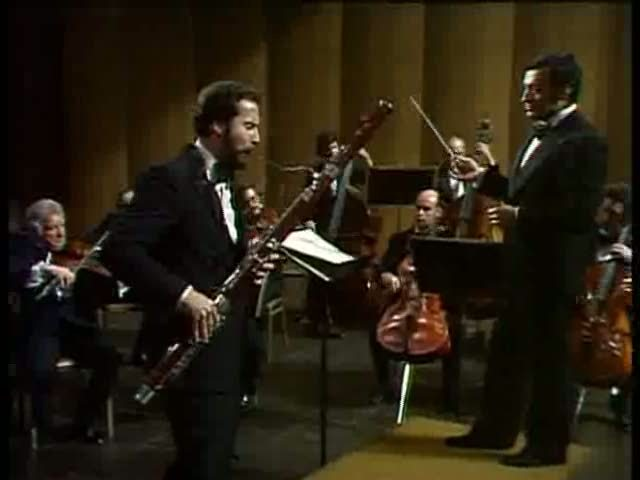 Zubin Mheta & Los Angeles Philharmonic (Dvorak, Mozart, Bartok) Video 3