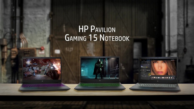 HP - Pavilion Gaming 15 Notebook Video 3