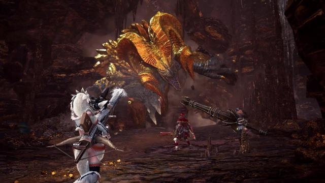Monster Hunter: World - Kulve Taroth Video 5