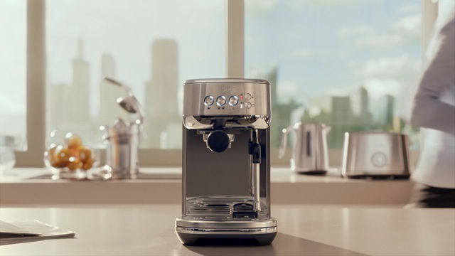 Sage - The Bambino Plus Kaffeemaschine Video 3