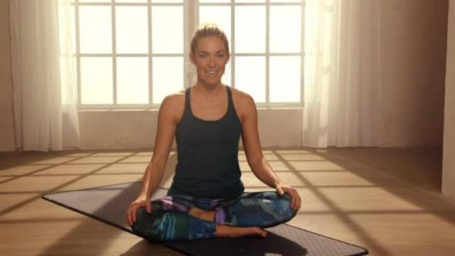 Fit For Fun - Power Yoga für die Figur Video 2