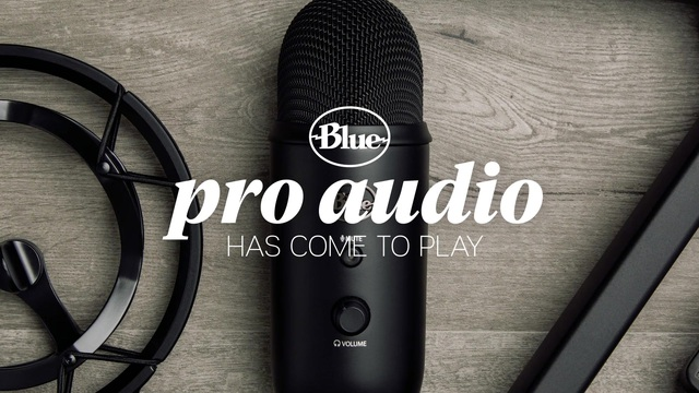 Blue Microphone Video 3