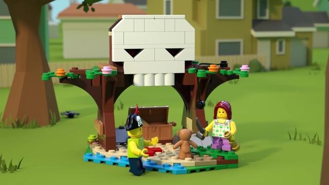 LEGO Creator - Baumhausschätze 31078 Video 3