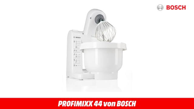 Mum 4405 Profimixx 44 Weiss Video 2