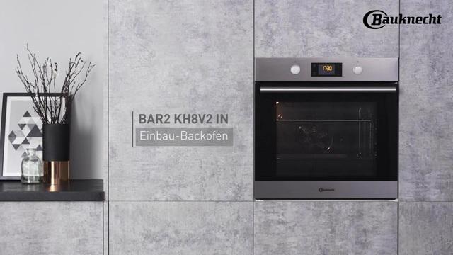 Bauknecht - BAR2 KH8V2 IN Video 9