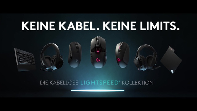 Logitech - Lightspeed Kollektion Video 9