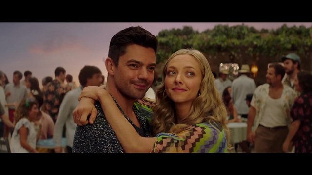 Mamma Mia 2 - Here we go again Video 3