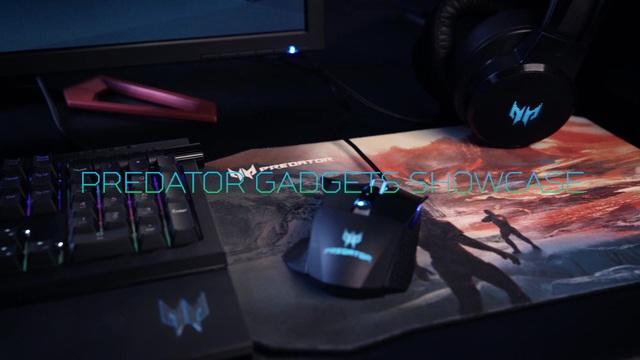 Acer - Predator Gadgets Video 2