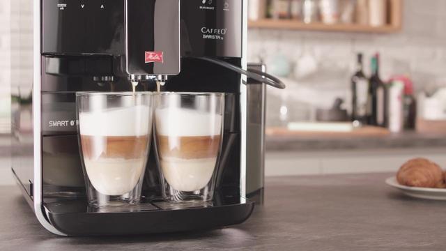 Melitta - Caffeo Barista T Smart - Highlights Video 2