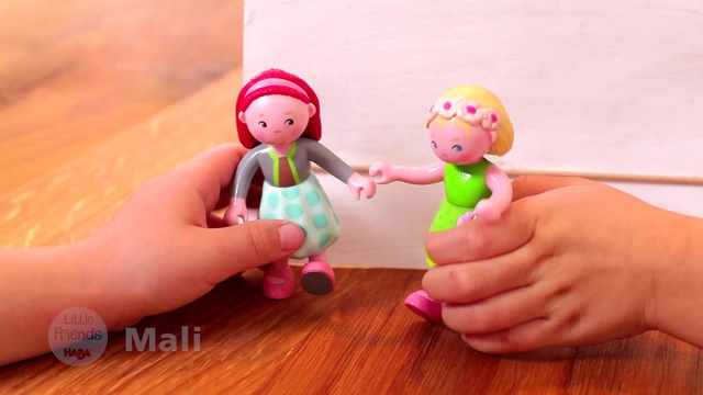 HABA Little Friends Mali (englisch)