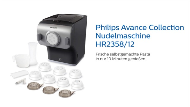 Philips Pastamaker HR2358/12 Video 12