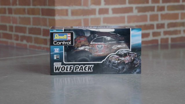 Revell Control Wolf_Pack Video 3