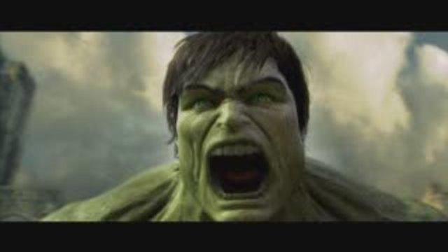 Der unglaubliche Hulk Video 3